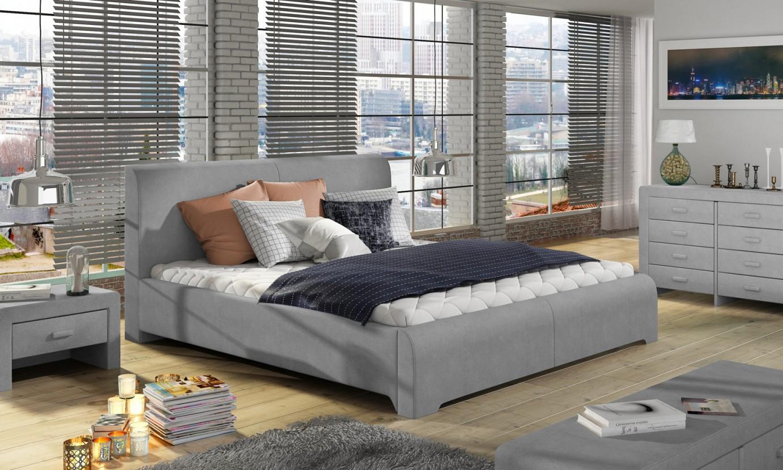 łóżko Tapicerowane 81236 Sklep Materace